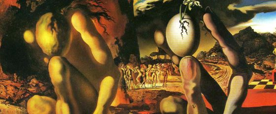 salvador dali paintings and meanings – Words For Reveries